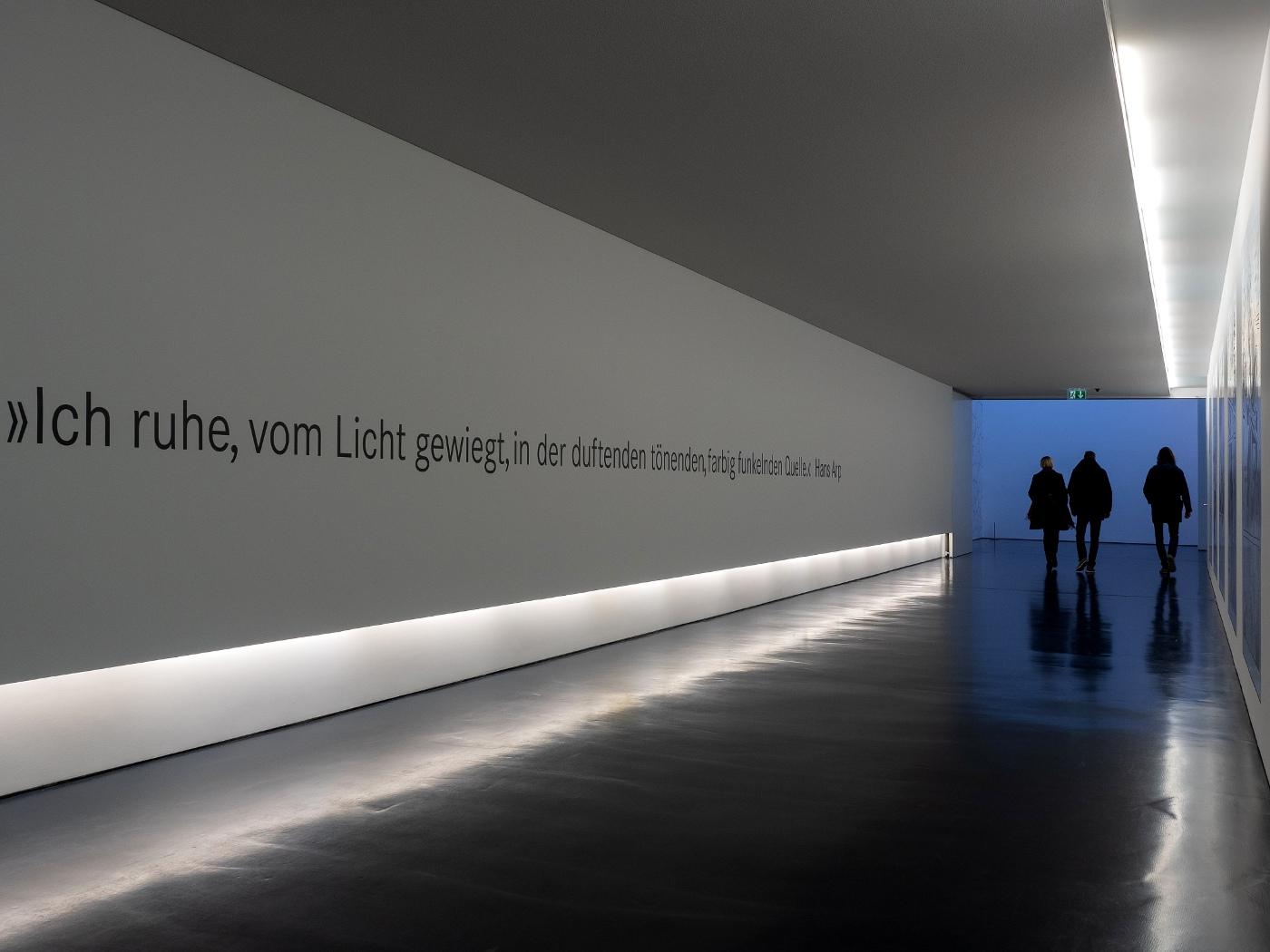 Arp Museum | Tunnel | © wolfgang röser | worobo