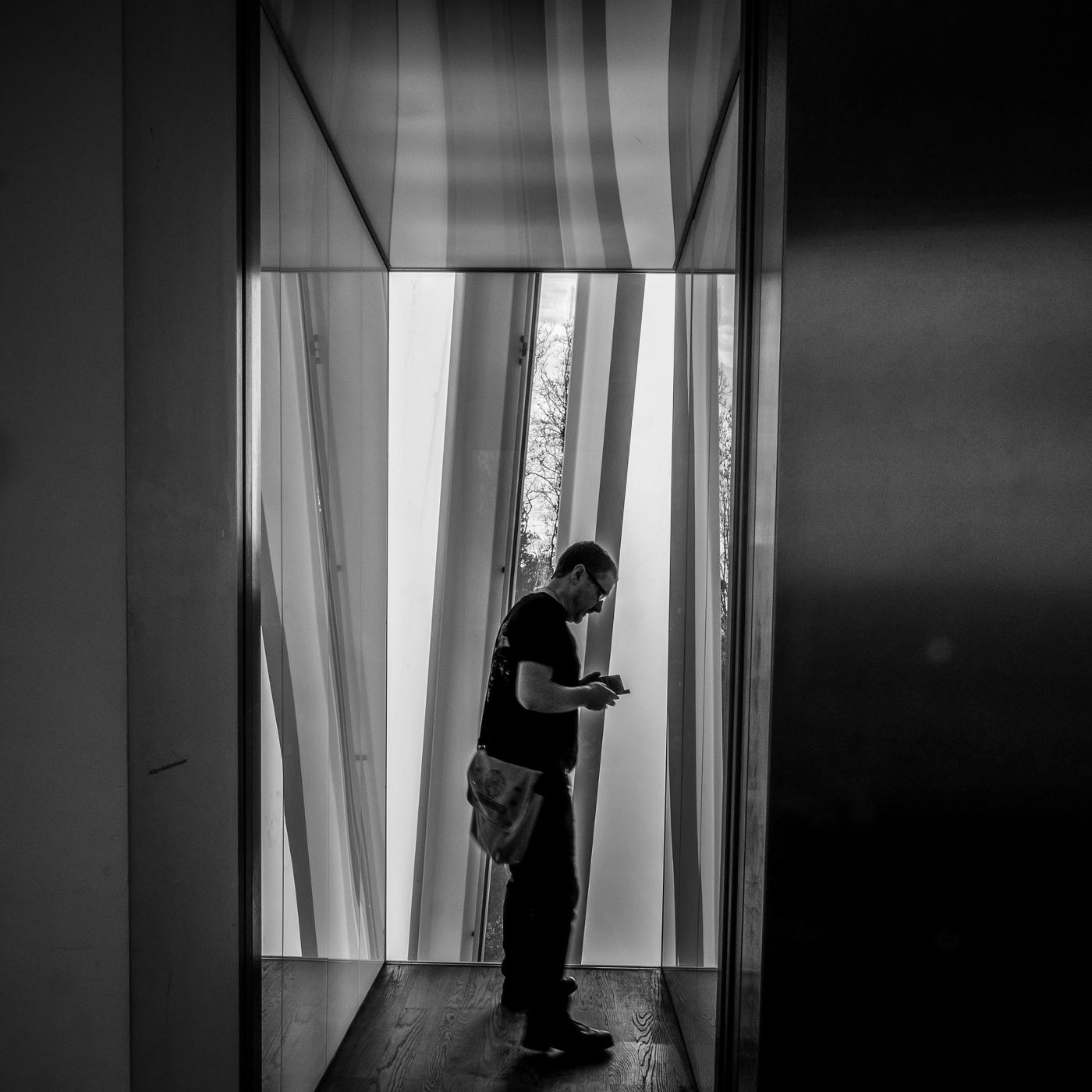 Arp Museum | Aufzug #2 | © wolfgang röser | worobo