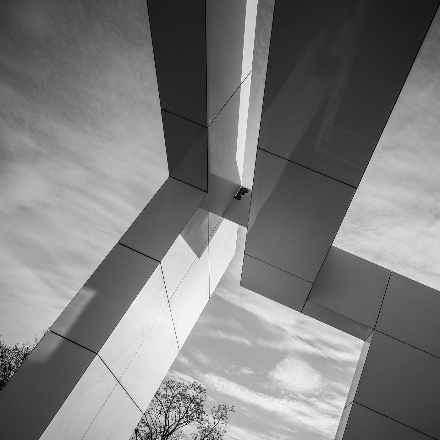 Arp Museum | Fassade #1  | © wolfgang röser | worobo