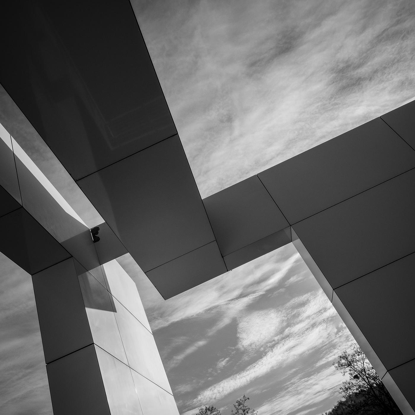 Arp Museum | Fassade #2  | © wolfgang röser | worobo