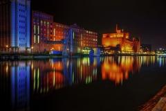 Duisburg Innenhafen | © wolfgang röser | worobo