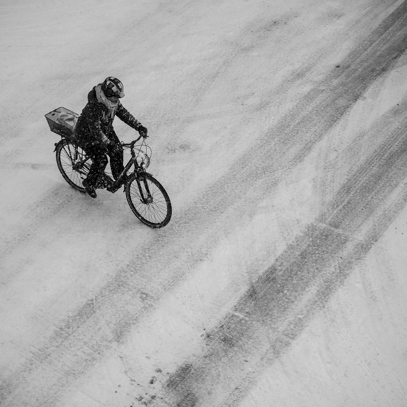 Radfahrer   | © wolfgang röser | worobo
