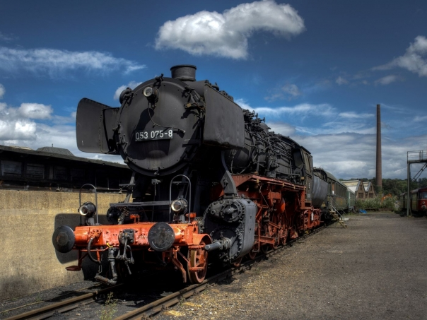 Eisenbahnmuseum Bochum | © wolfgang röser | worobo
