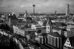 Blick auf Köln #01 |  © wolfgang röser | worobo