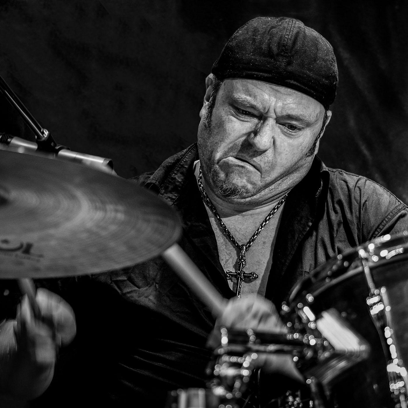 The drummer  | © wolfgang röser