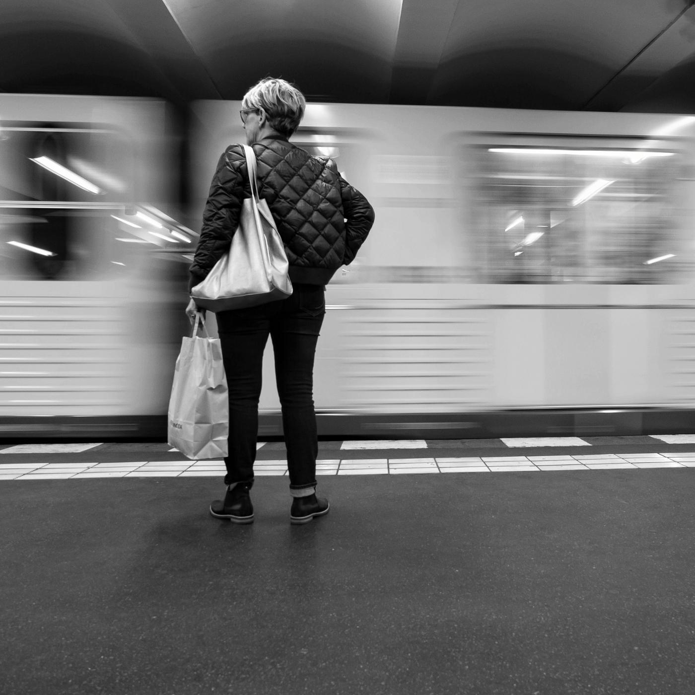 Durch.Zug | © wolfgang röser