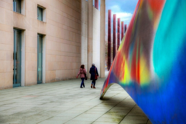 Kunstmuseum Bonn   © wolfgang röser   worobo