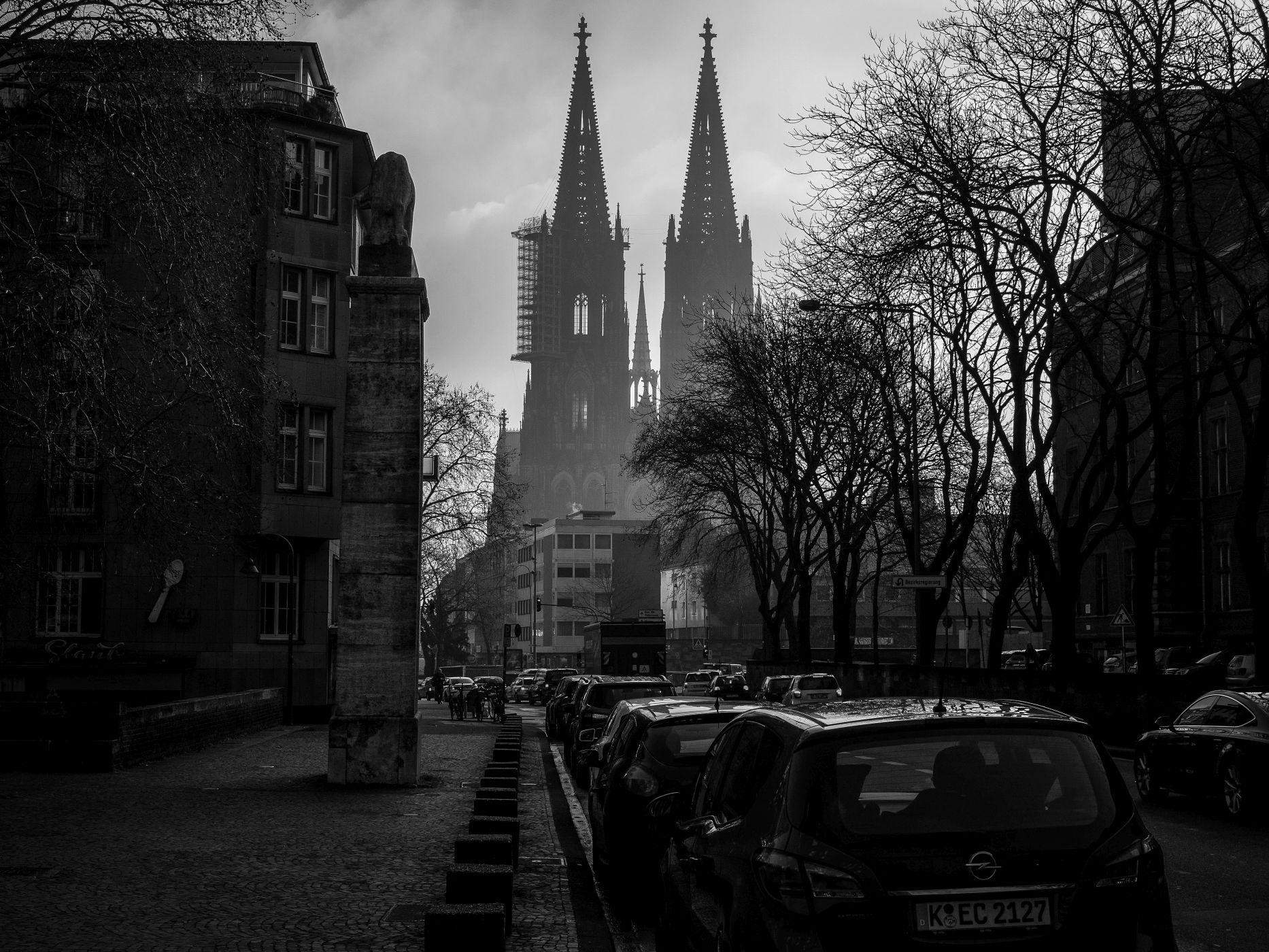 Köln, Komödienstraße